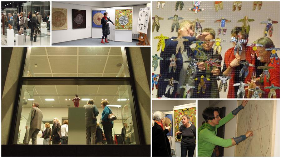 Ausstellungen - Brigitte Schwarz