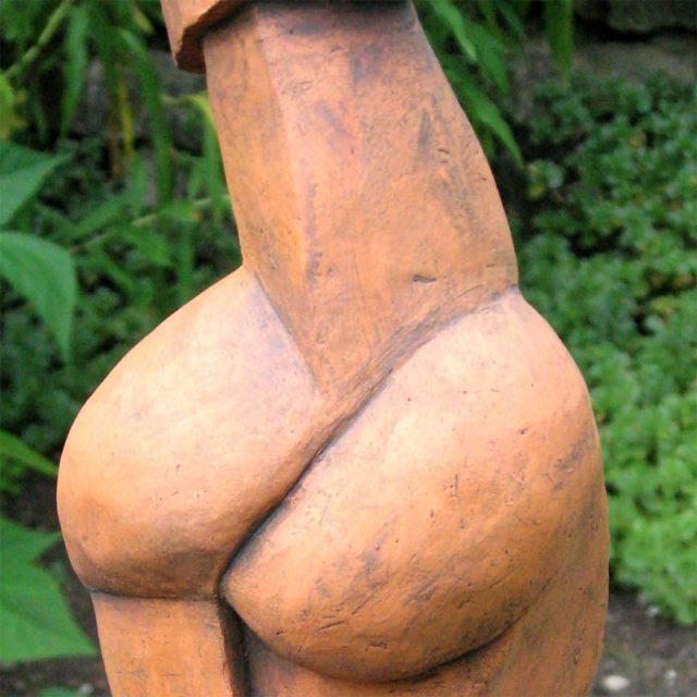 Olympia - Skulptur - Brigitte Schwarz