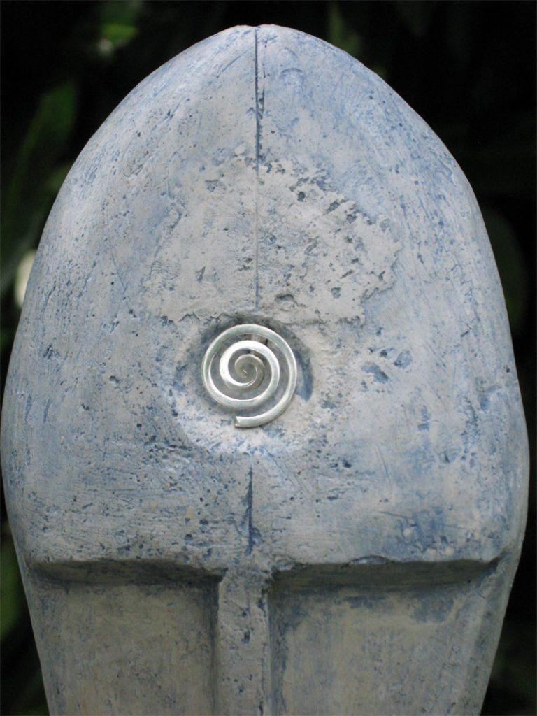 Stele - Skulptur - Brigitte Schwarz